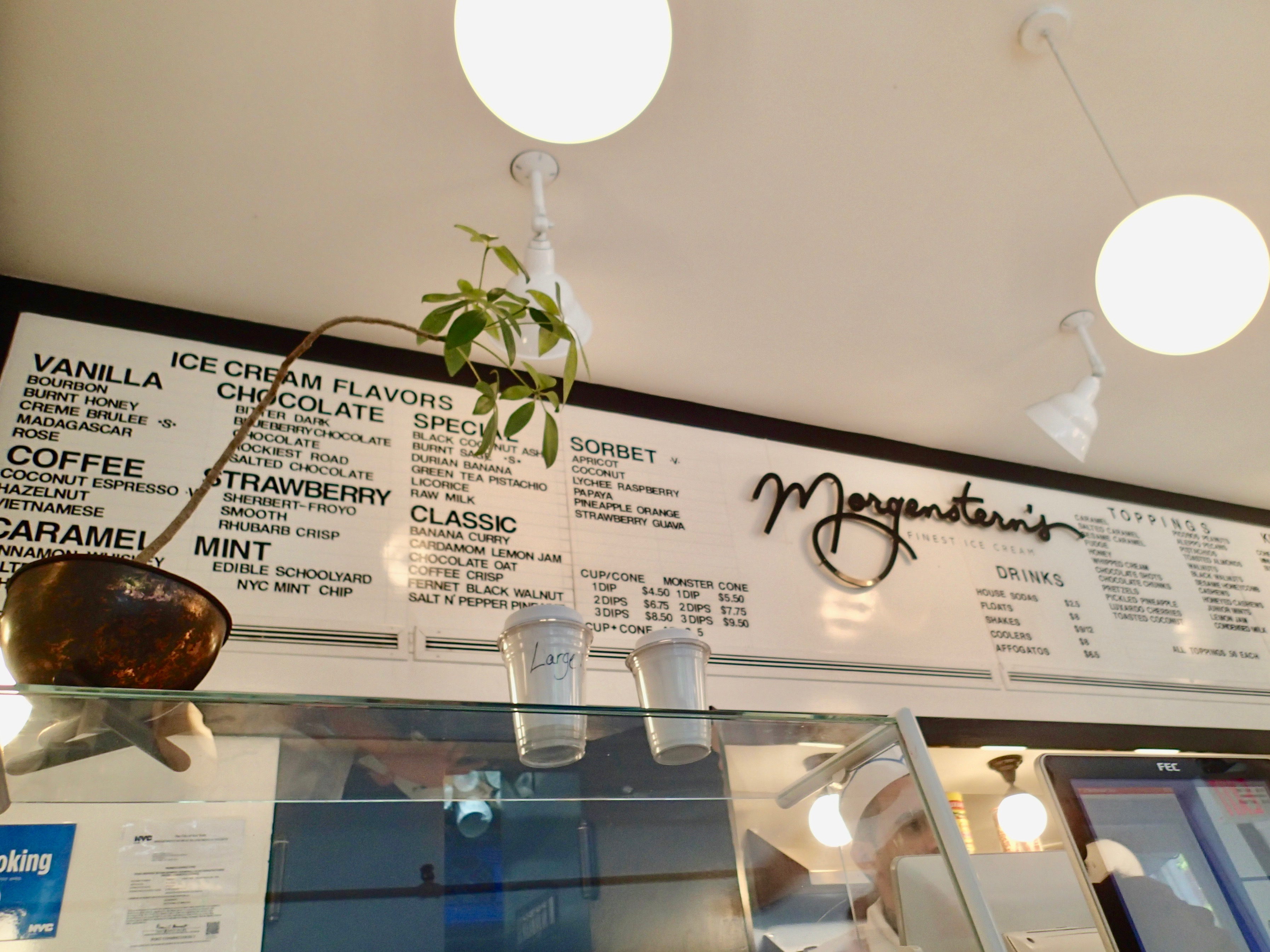 Morgenstern's Finest Ice Cream inside2