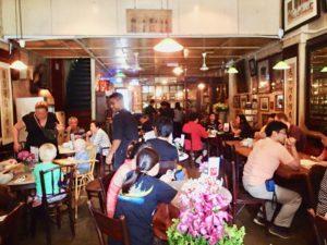 OldChinaCafe inside