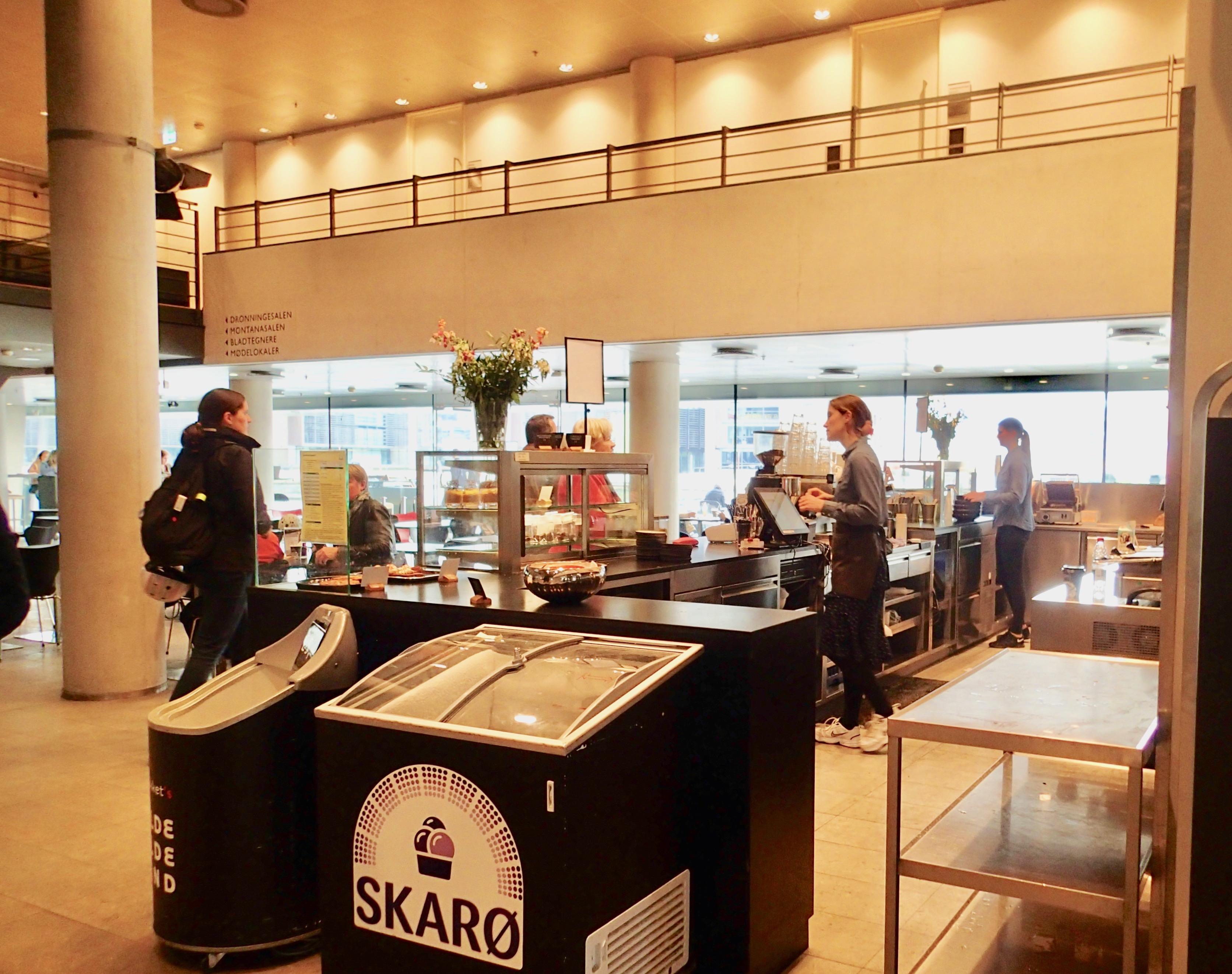 Café Øieblikket inside6