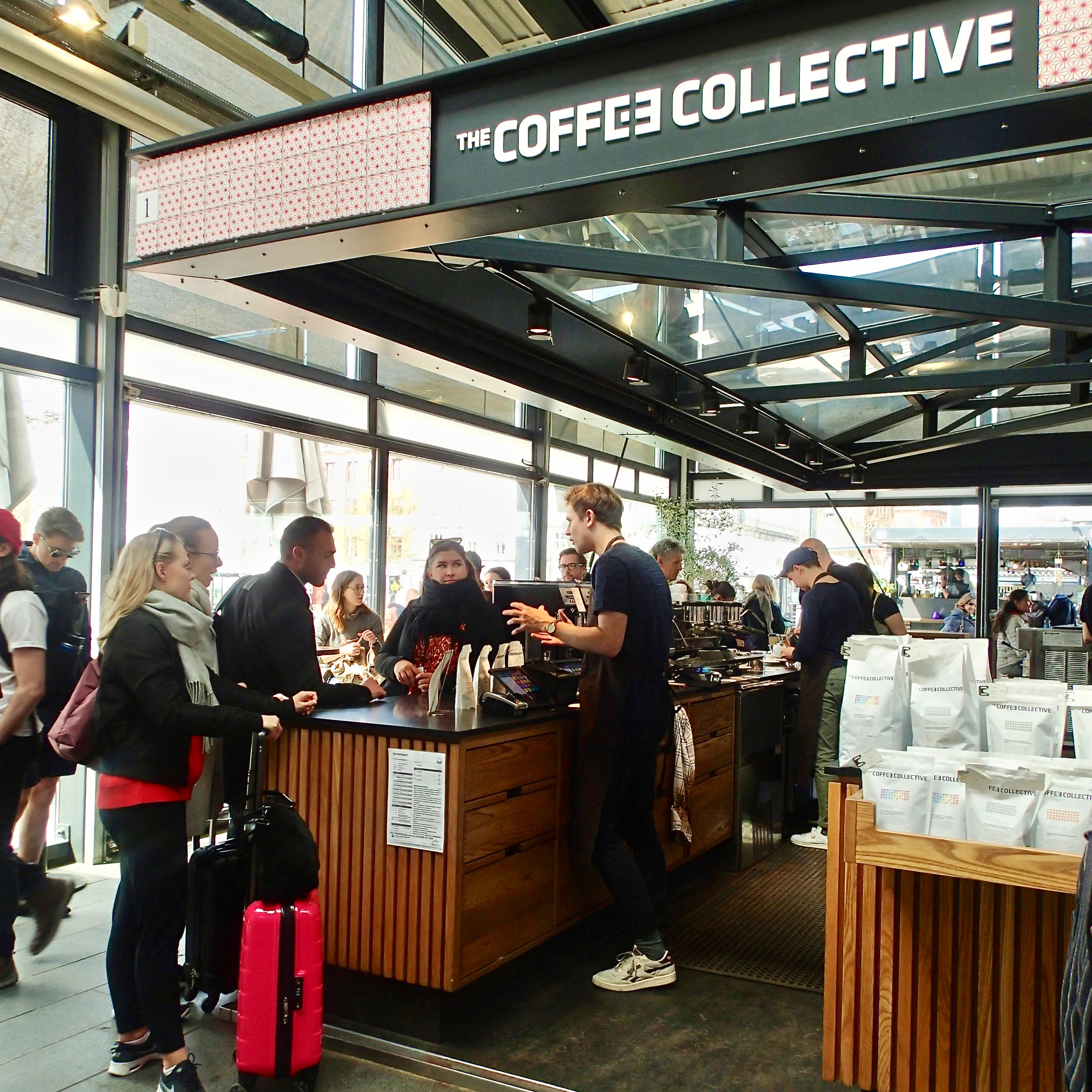 The Coffee Collective outside2