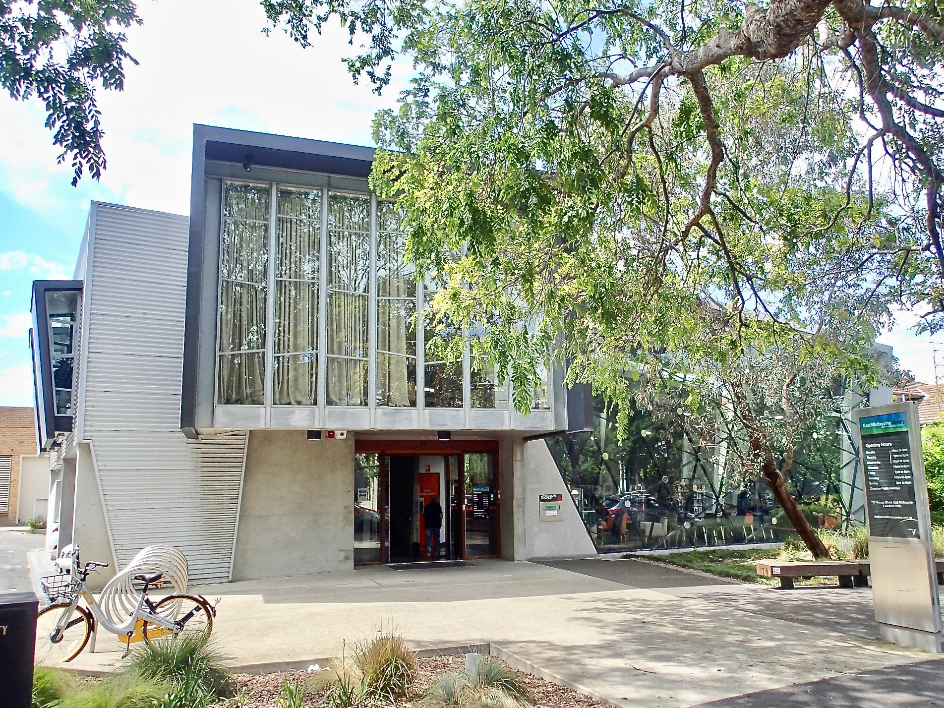 East Melbourne Library2