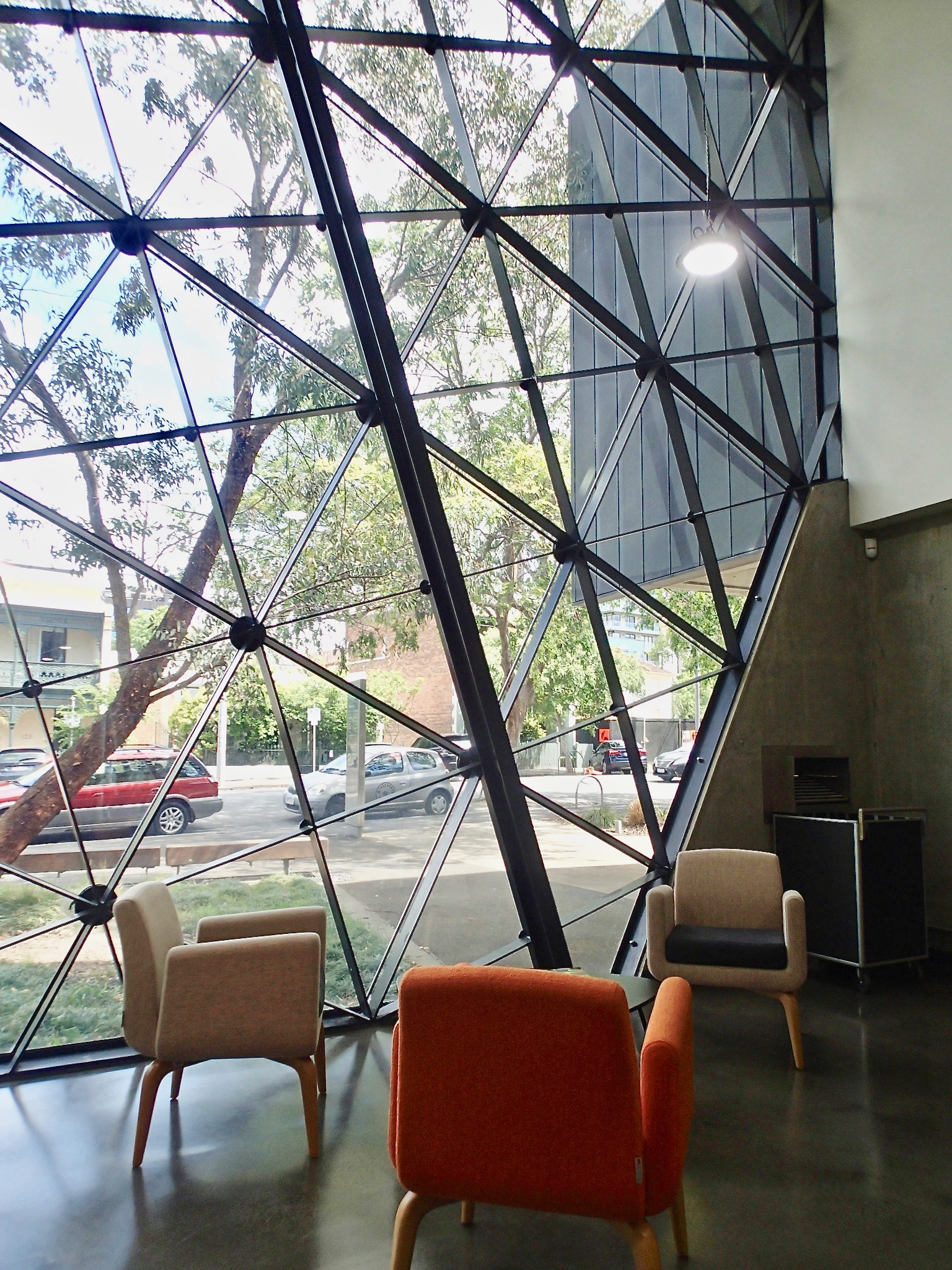 East Melbourne Library inside6