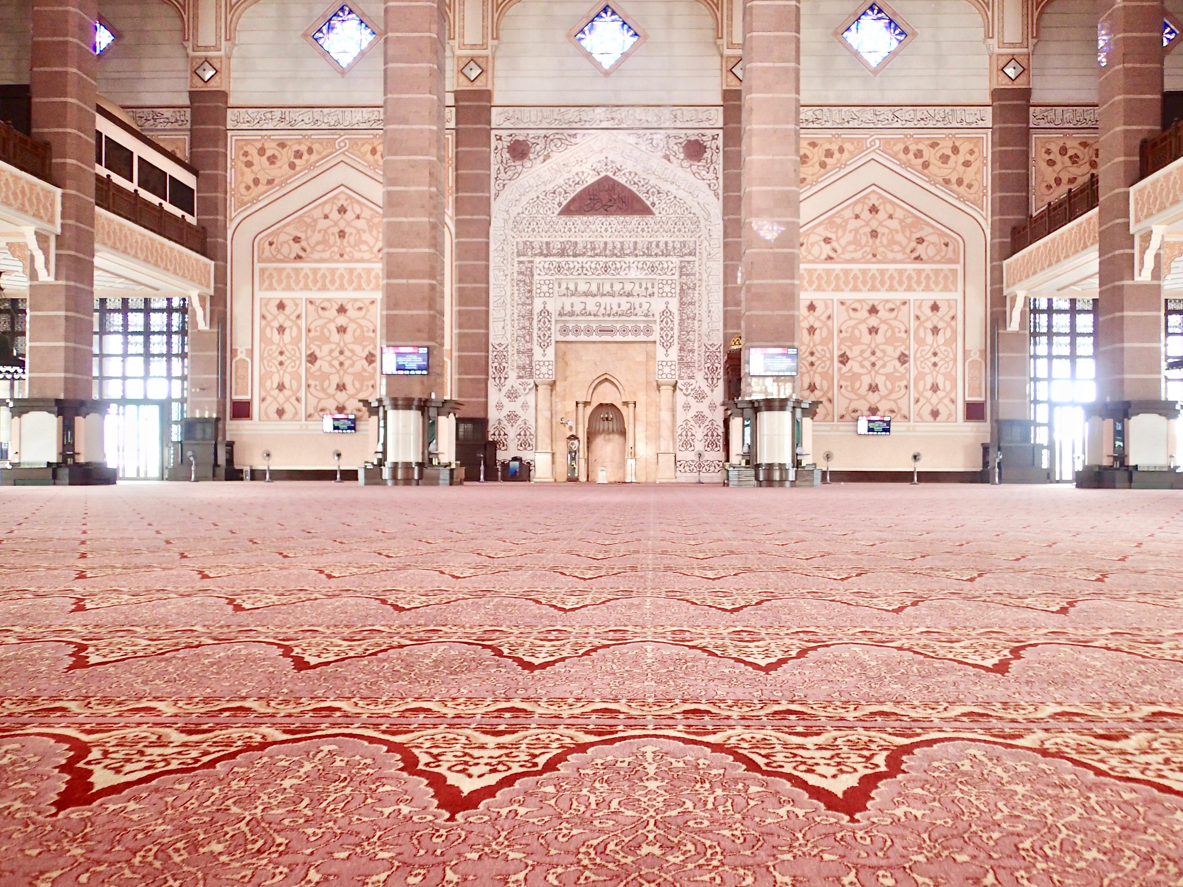 Masjid Putra inside5