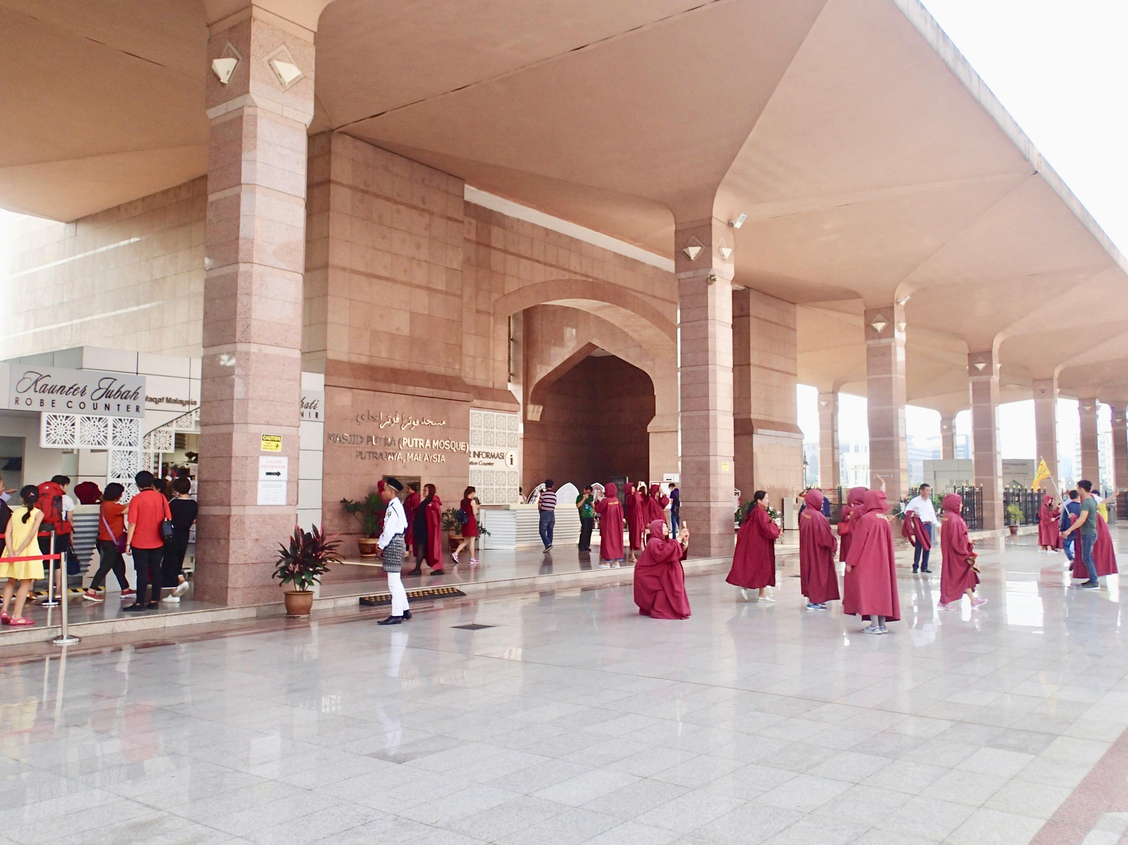 Masjid Putra inside2