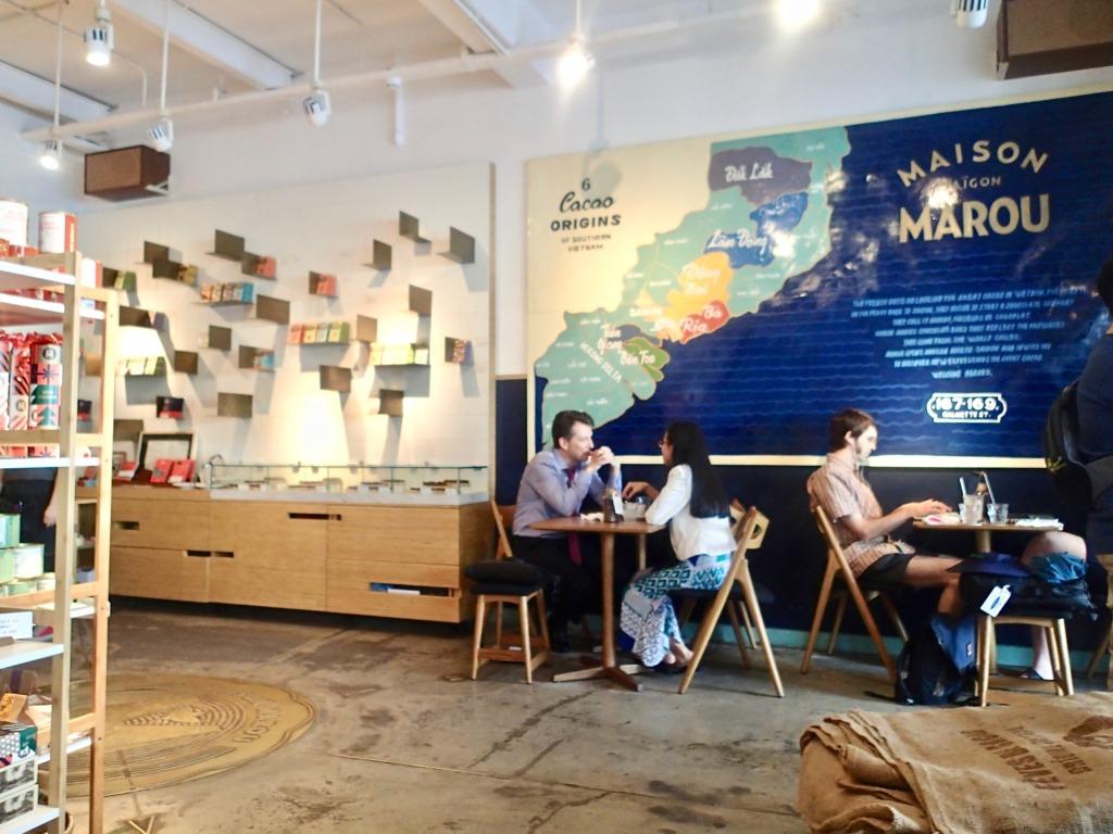 Maison Marou Saigon inside3