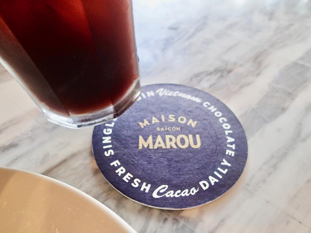 Maison Marou Saigon cafe