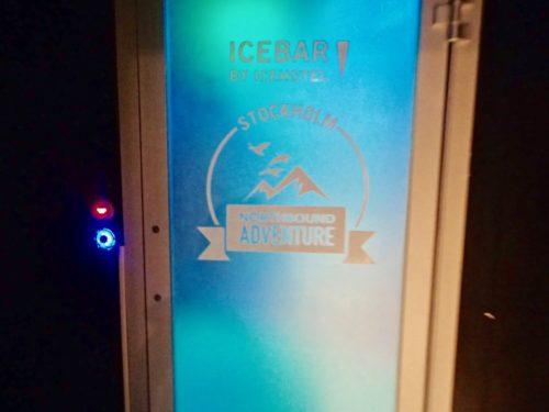 iceber door